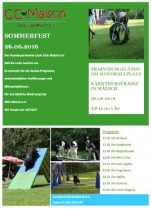 Einladung Sommerfest_Gemeindeanzeiger
